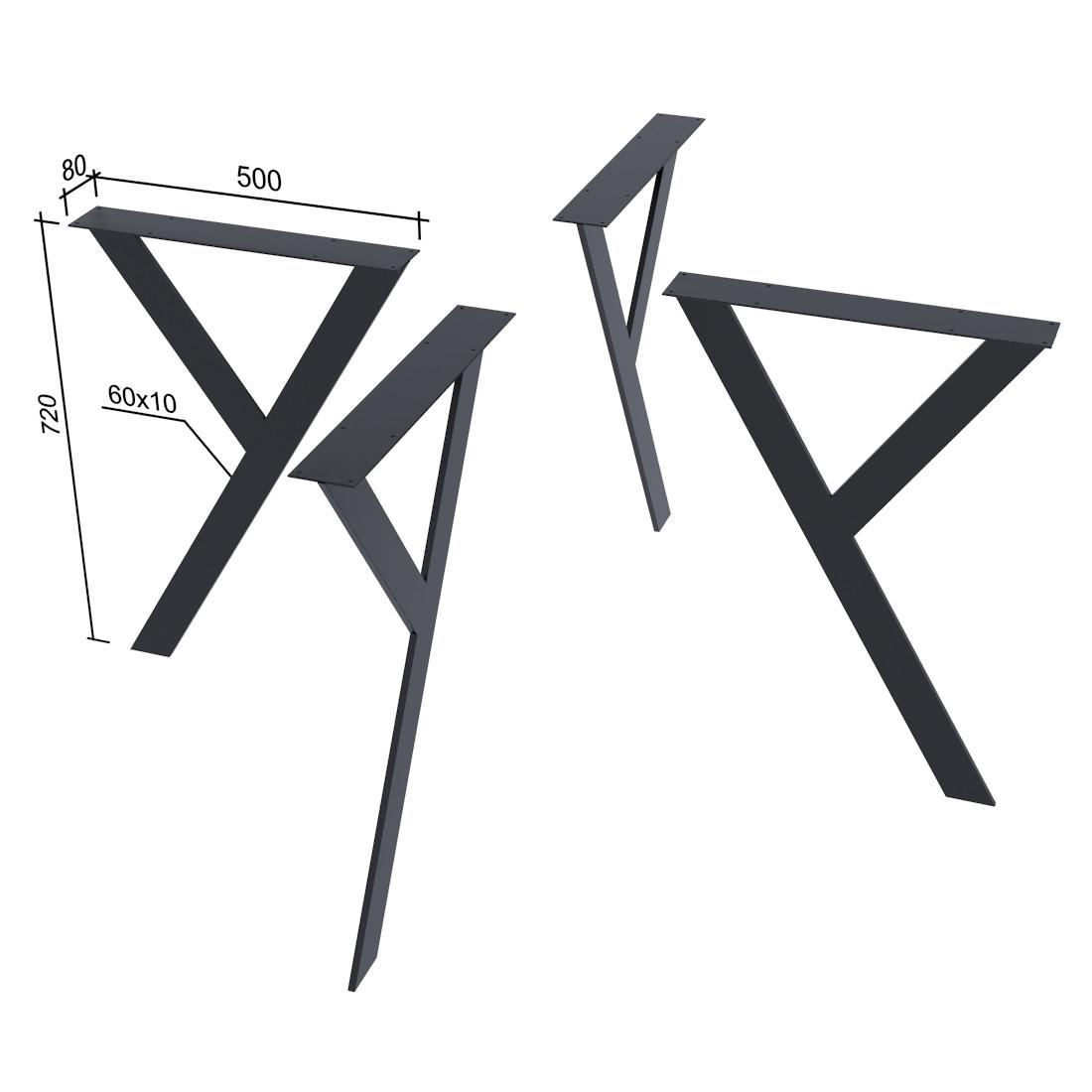 Опора для стола Ишла Loft Design