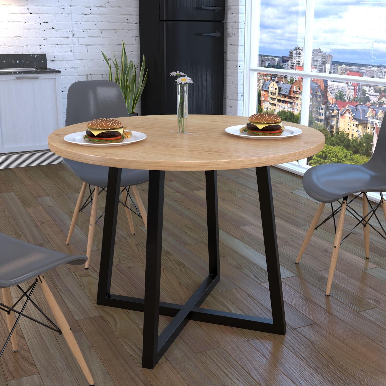 Опора для круглого стола Бланк Loft Design
